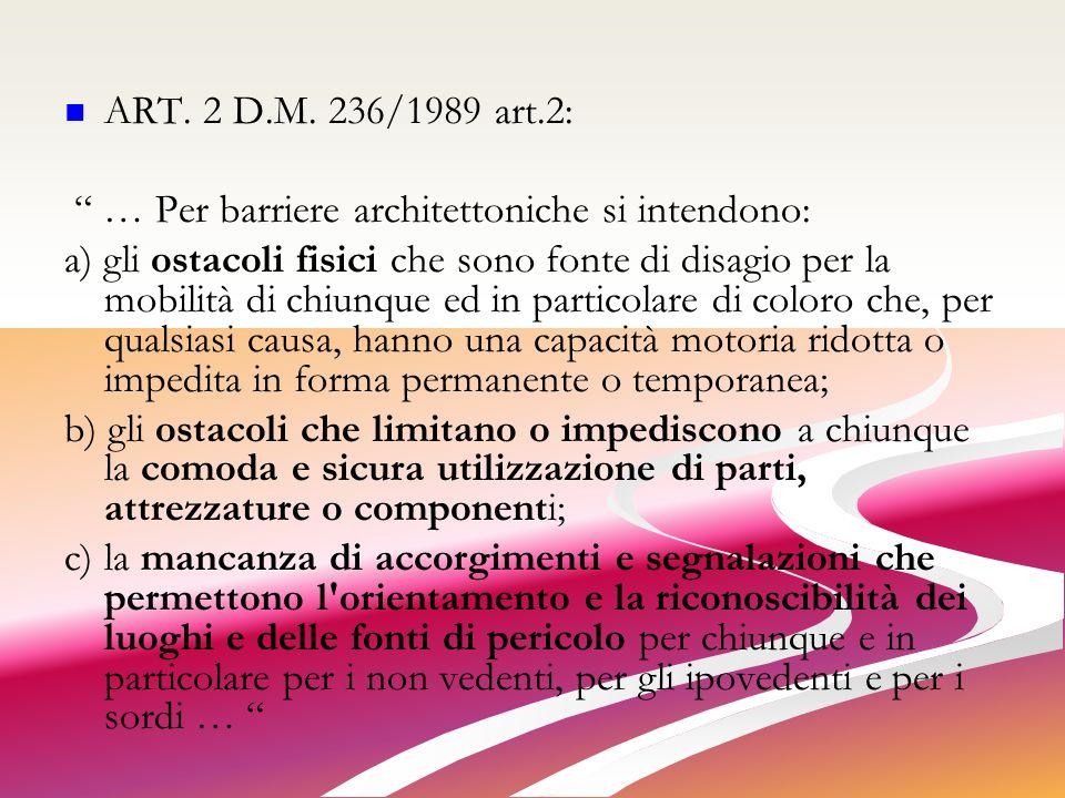ART.2 D.M.
