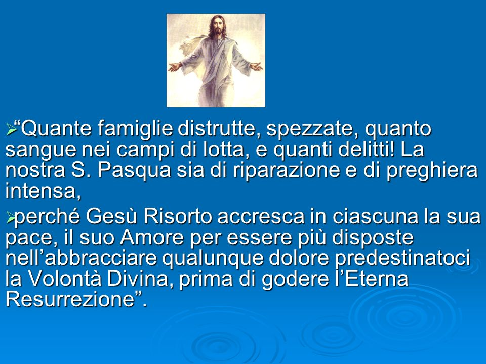 Tra le priorità pastorali, il papa ricorda la famiglia: Tra le priorità pastorali, il papa ricorda la famiglia: unaltra questione nevralgica è quella della fragilità e instabilità interna di molte unioni coniugali: anzitutto, in Italia, la scarsità delle nascite è più grave e persistente.