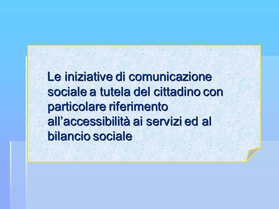 Le iniziative di formazione e di aggiornamento degli operatori dei servizi sociali Le iniziative di formazione e di aggiornamento degli operatori dei