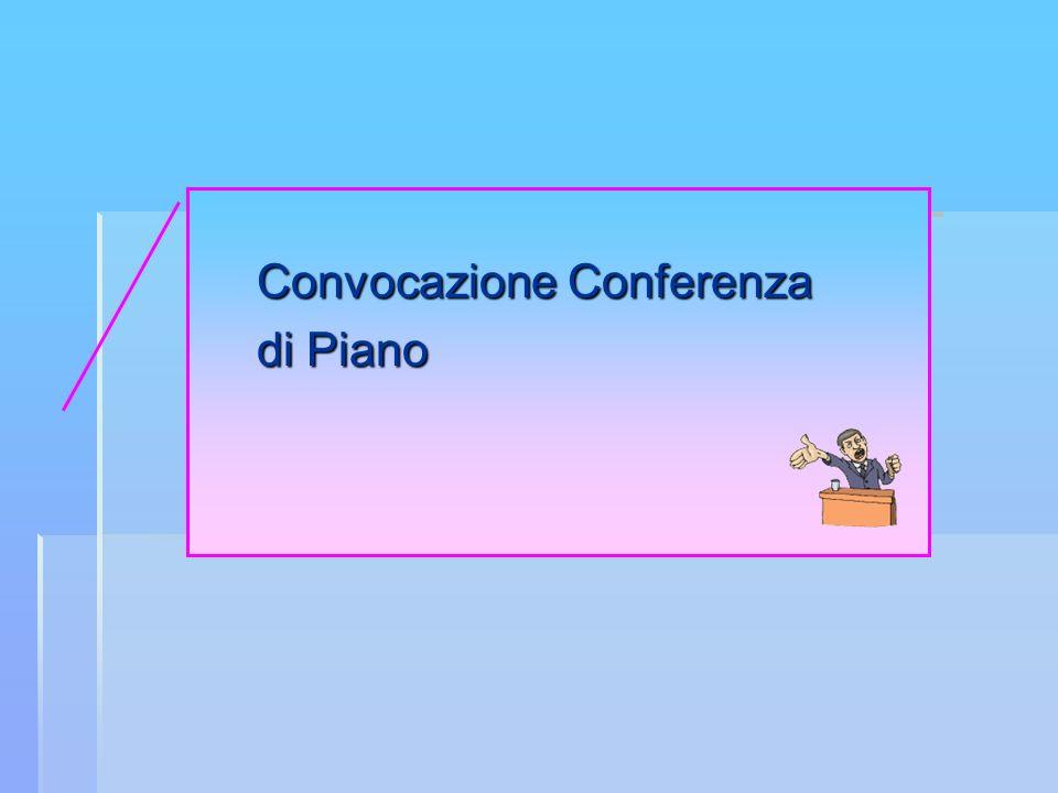 UFFICIO DI PIANO Rilevazione del contesto e dei bisogni Rilevazione del contesto e dei bisogni Attivazione dei tavoli di concertazione per la definizi