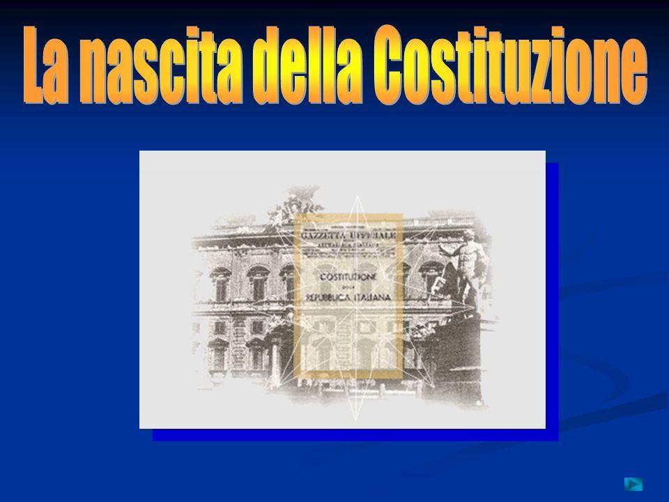 LA REPUBBLICA ITALIANA è nata il 2 giugno 1946 in seguito al Referendum Istituzionale con il quale il Popolo Italiano fu chiamato a scegliere tra Monarchia e Repubblica come forma di Governo dello Stato Italiano.