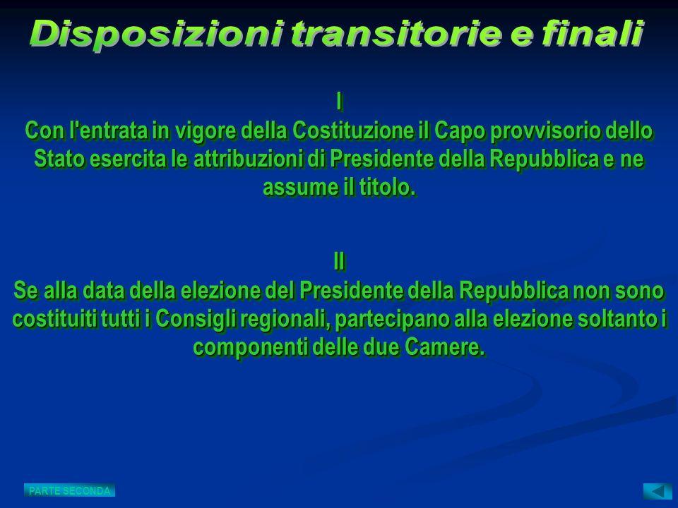 II Se alla data della elezione del Presidente della Repubblica non sono costituiti tutti i Consigli regionali, partecipano alla elezione soltanto i co