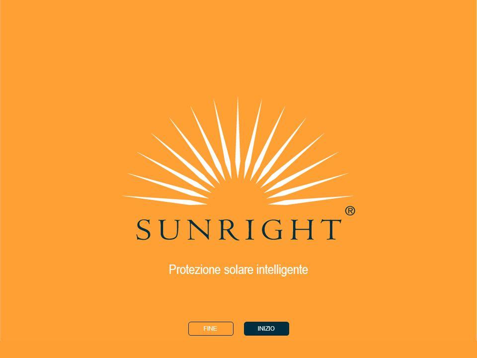 INIZIOPRECEDENT E SUCCESSI VA Il sole Come vi abbronzate Ingredienti sunright ® Prodotti sunright ® ©Nu Skin Europe 2002 Protezione solare intelligente Pelle giovane Attenzione.