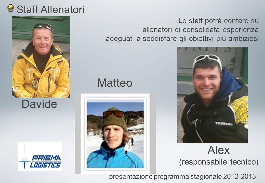 Progetto Evoluzione del Gruppo Attività Agonistica Attività Atletica Attività di Perfezionamento Tecnico con lavoro specifico