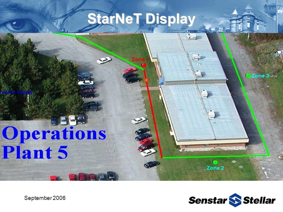 September 2006 StarNeT Display