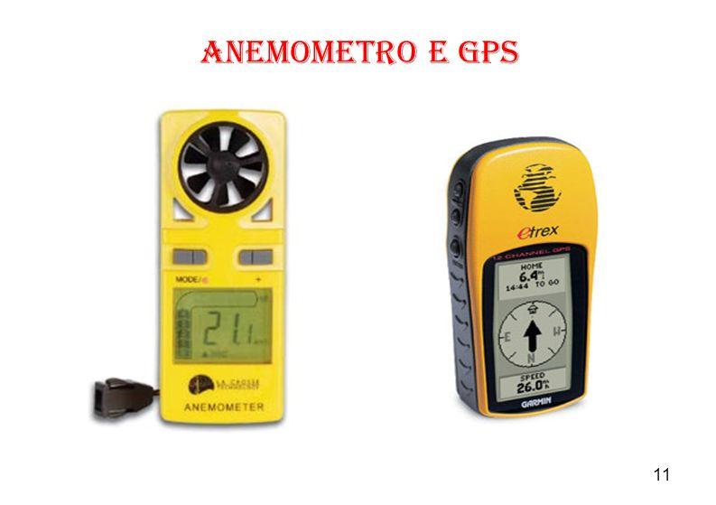 11 anemometro e GPS