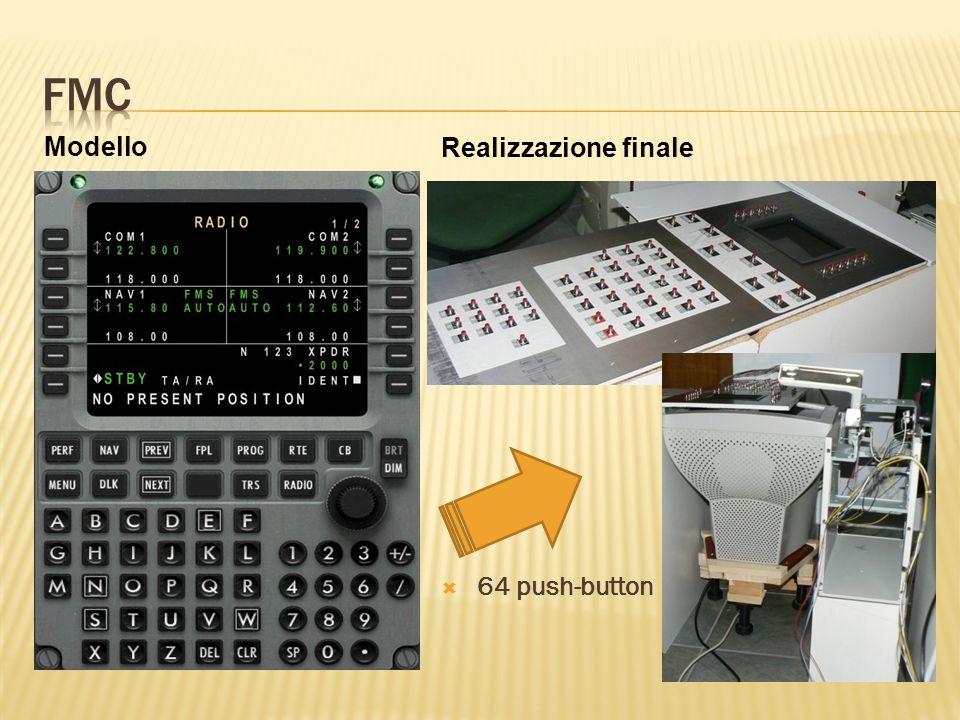 Modello Realizzazione finale 64 push-button