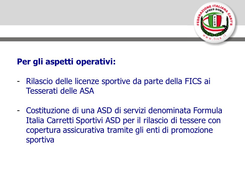 Incarichi 2014 Delegati Ceccas/FISD Claudio Sparti Gerold Spitaler Paolo Droise ( Supplente)