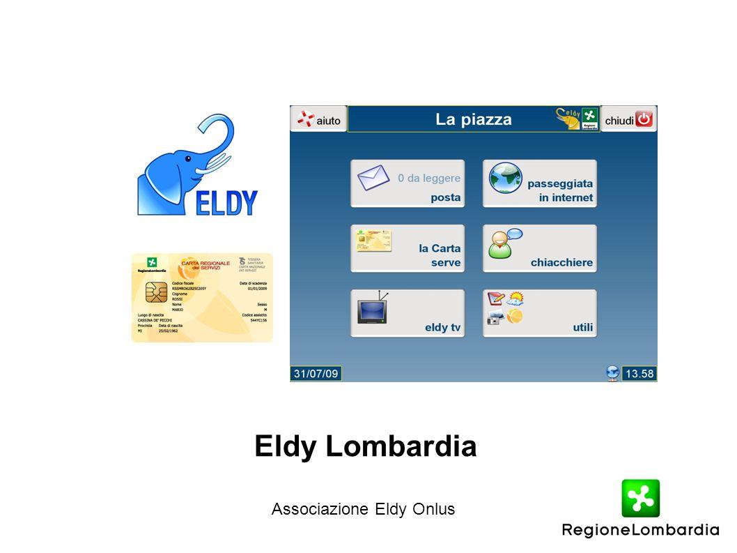 Eldy Lombardia Associazione Eldy Onlus