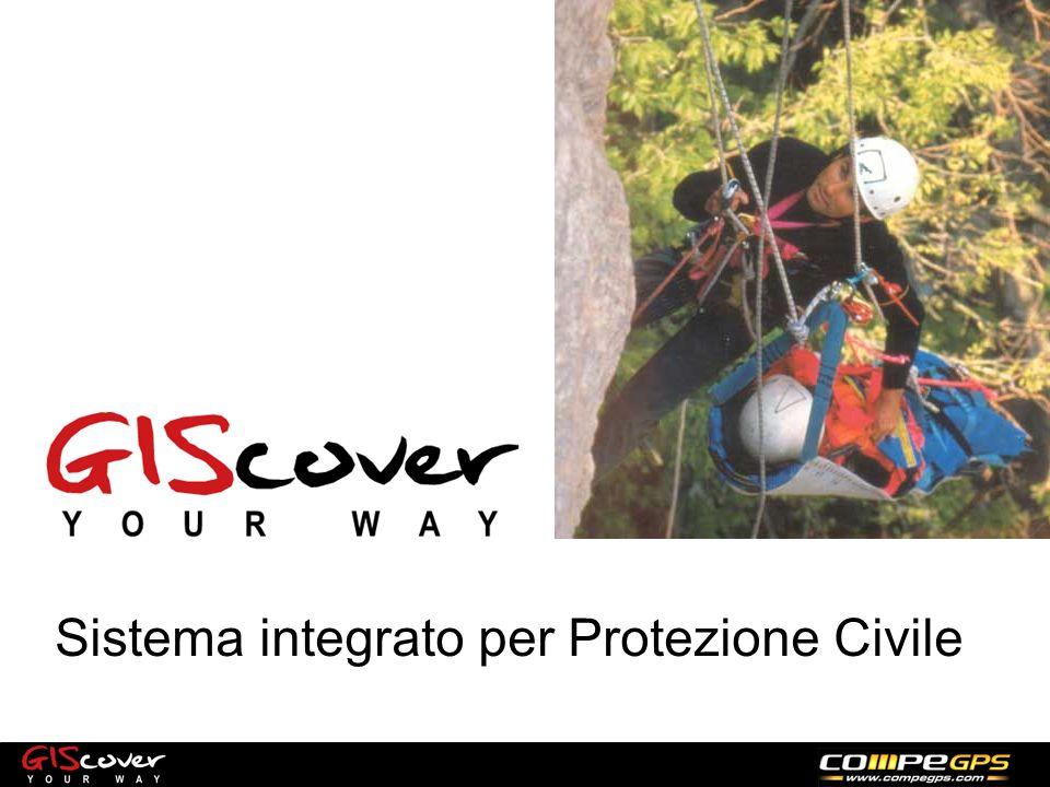 Sistema integrato per Protezione Civile