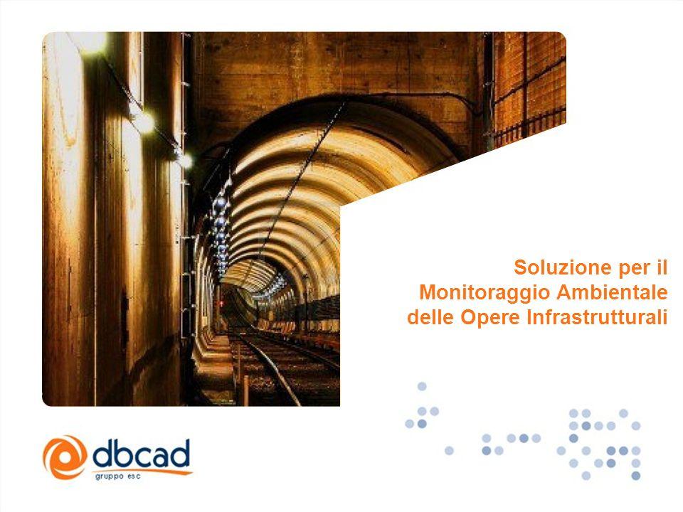 Titolo Monitoraggio Strumentale per le Infrastrutture D.B.CAD s.r.l.