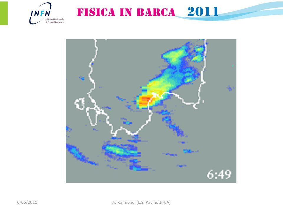 6/06/2011A. Raimondi (L.S. Pacinotti-CA)