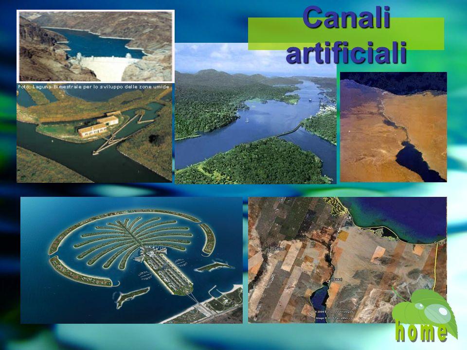 Canali artificiali