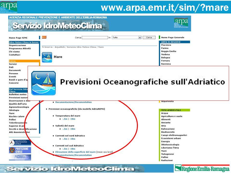 www.arpa.emr.it/sim/?mare