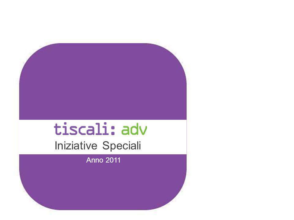 Iniziative Speciali Anno 2011