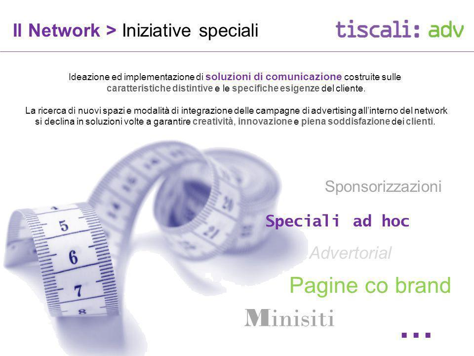 Ideazione ed implementazione di soluzioni di comunicazione costruite sulle caratteristiche distintive e le specifiche esigenze del cliente.