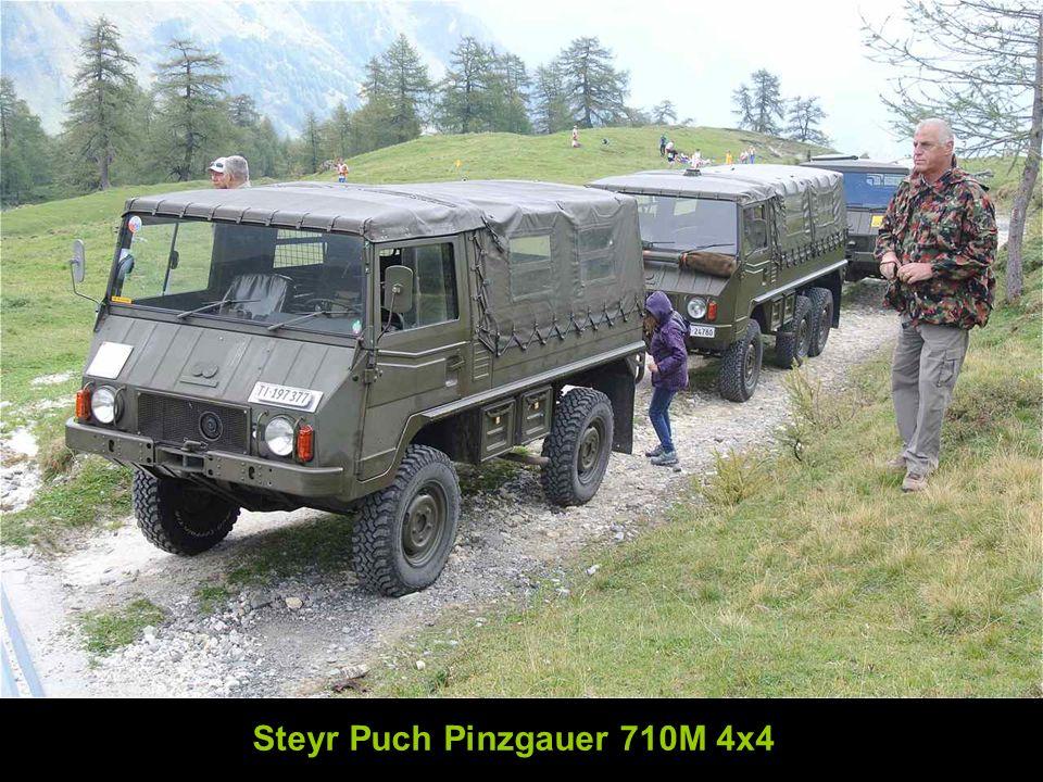 Steyr Puch Pinzgauer 710M 4x4