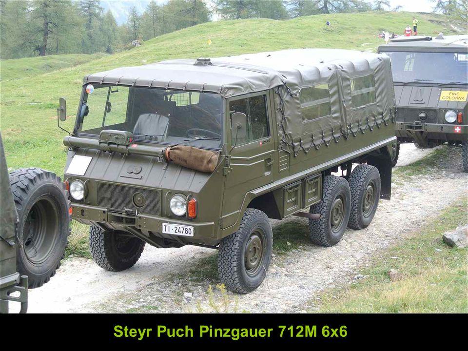 Steyr Puch Pinzgauer 712M 6x6