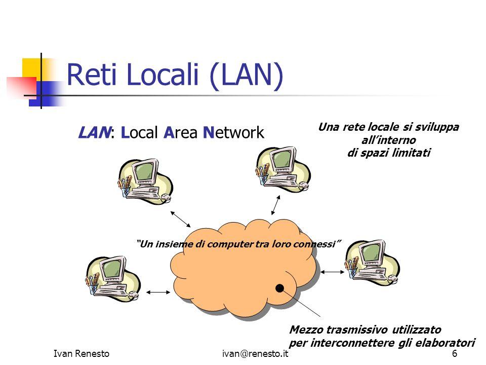 Ivan Renestoivan@renesto.it127 CSS: esempio 1.Creazione documento web css2.htm 2.