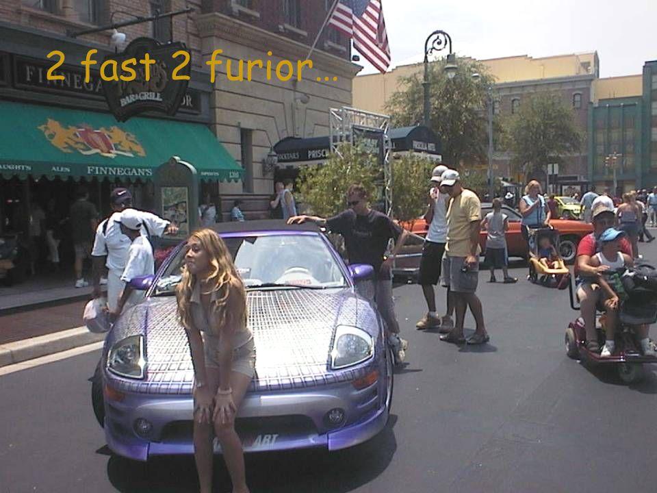 2 fast 2 furior…