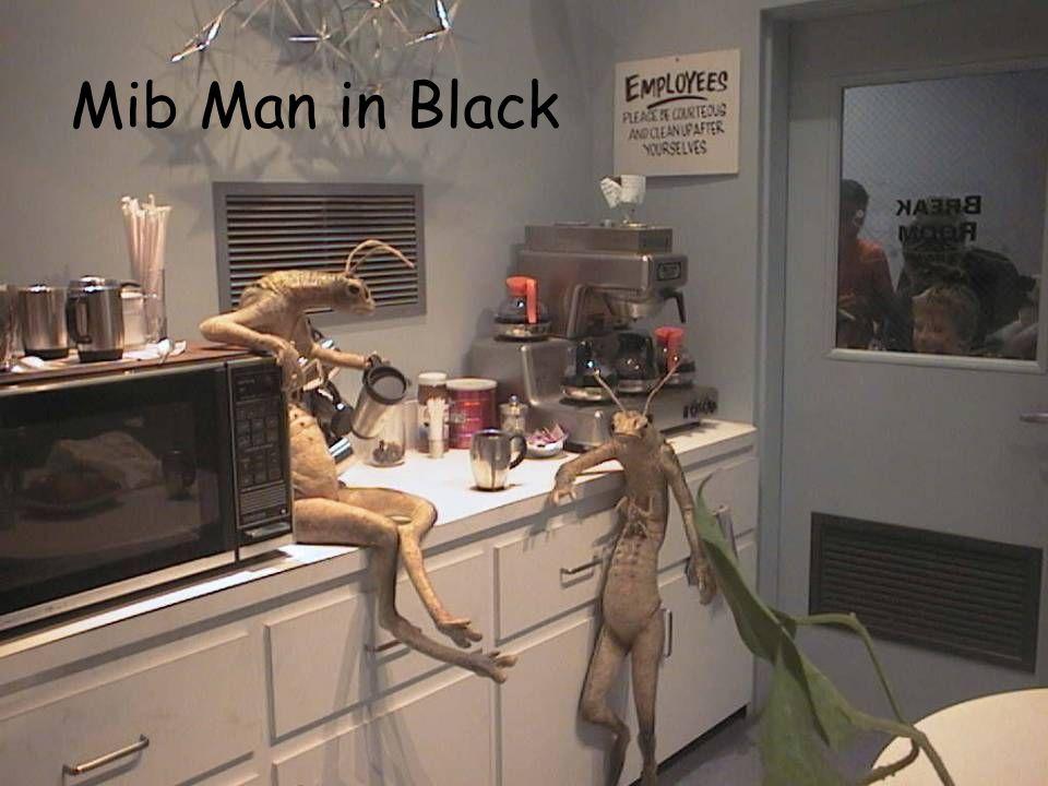Mib Man in Black