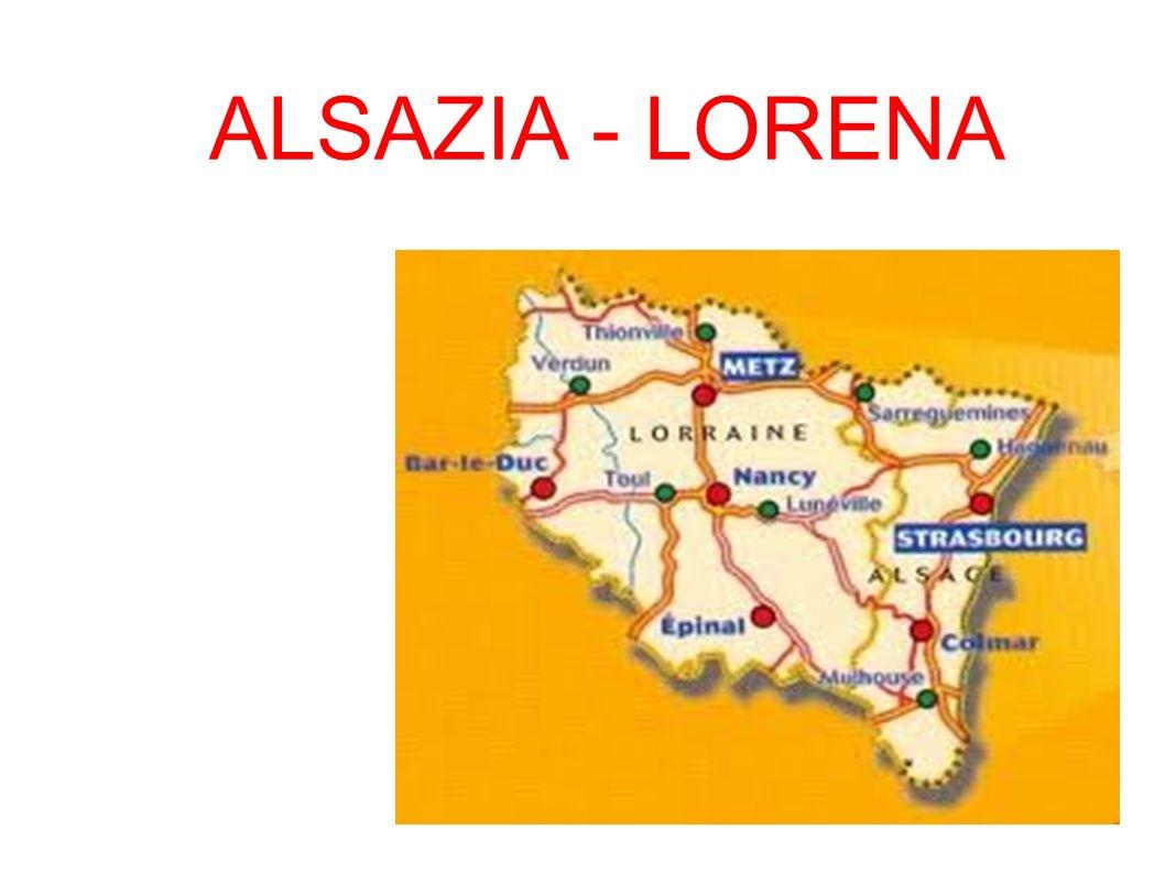 Benché poco estesa, lAlsazia gode di una situazione geografica che le permette di offrire paesaggi e climi incredibilmente diversi.