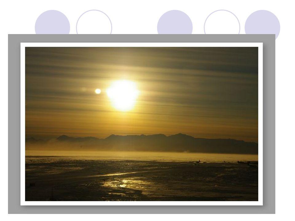 Le condizioni stabili di aridità sullaltopiano antartico, soprattutto in inverno sotto le responsabili della formazione dellaria più fredda nel nostro pianeta.