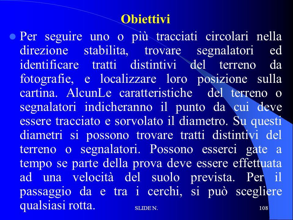 SLIDE N.107 NAVIGAZIONE CIRCOLARE DOPPIA