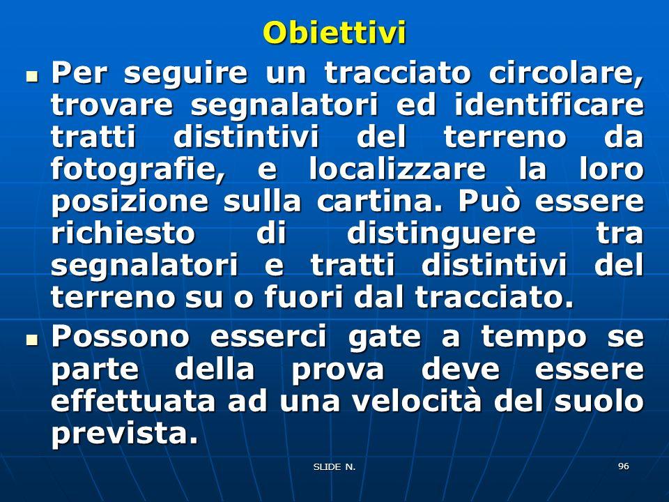 SLIDE N. 95 NAVIGAZIONE CIRCOLARE E DIAMETRO