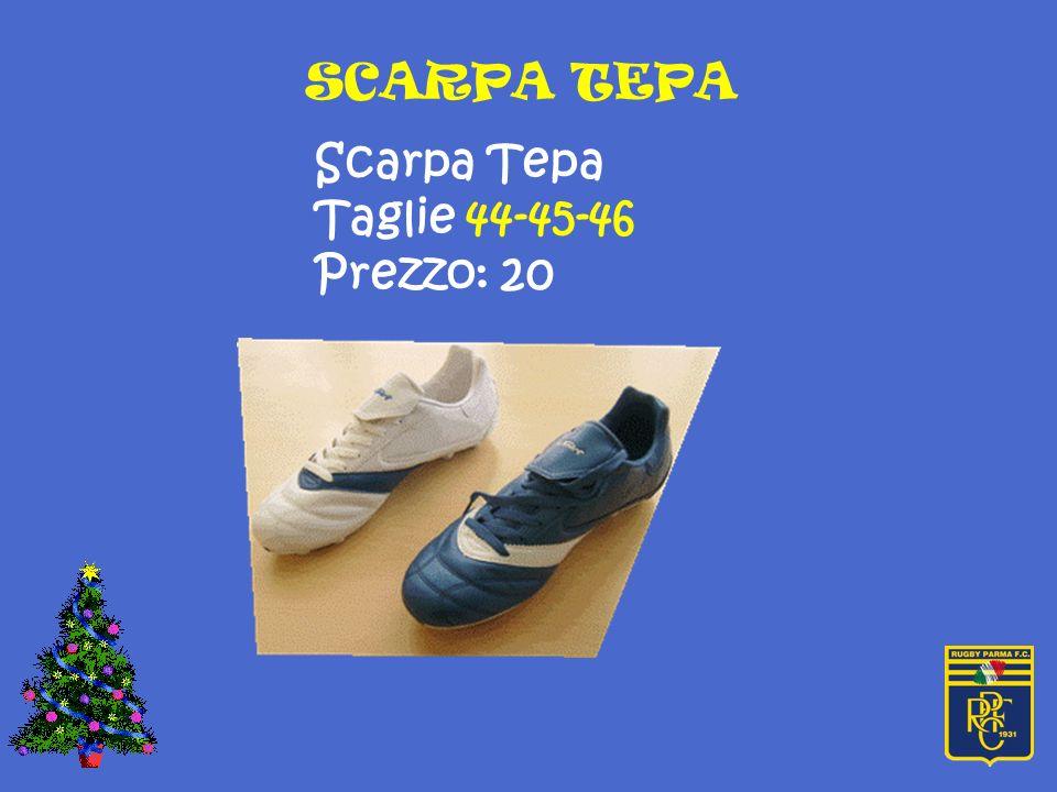 SCARPA TEPA Scarpa Tepa Taglie 44-45-46 Prezzo: 20