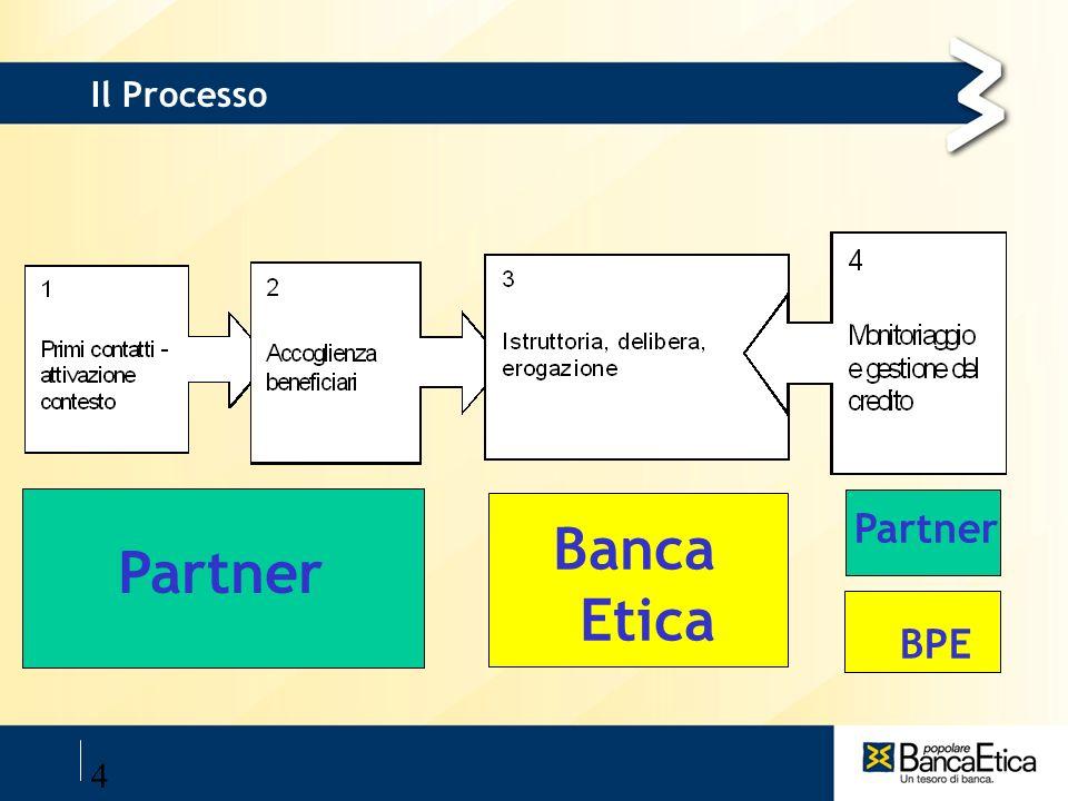 15 A Foggia, microcredito al femminile (2007-2010) Progetto Diamo credito alle donne: Banca Etica + Provincia di Foggia.