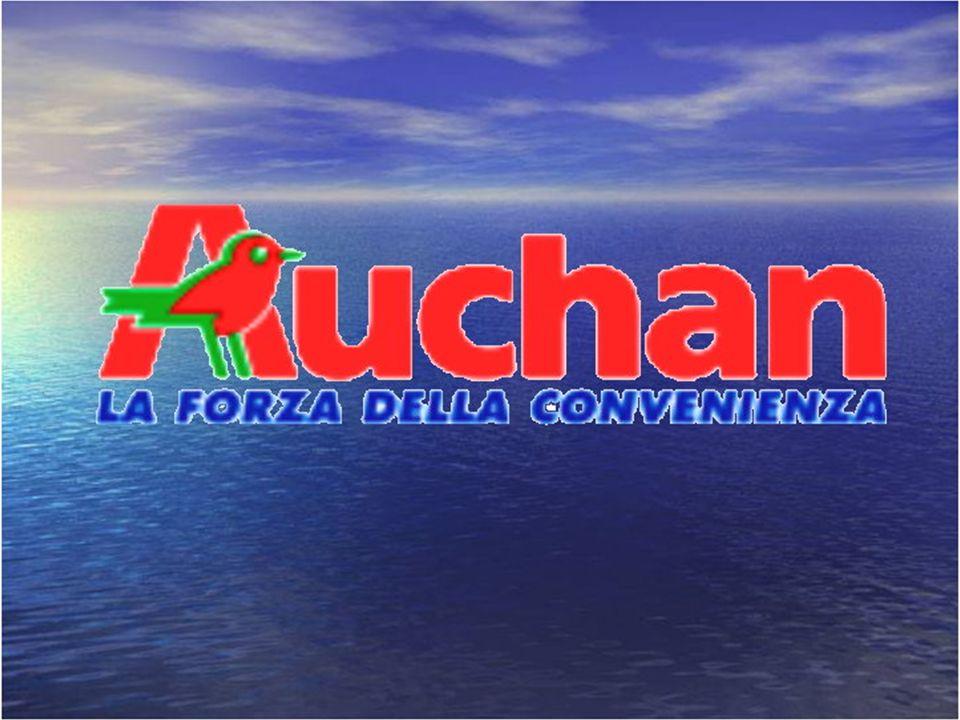 Nel 1989 il Gruppo Auchan, giunge in Italia dove apre, a Torino, il suo primo ipermercato italiano.