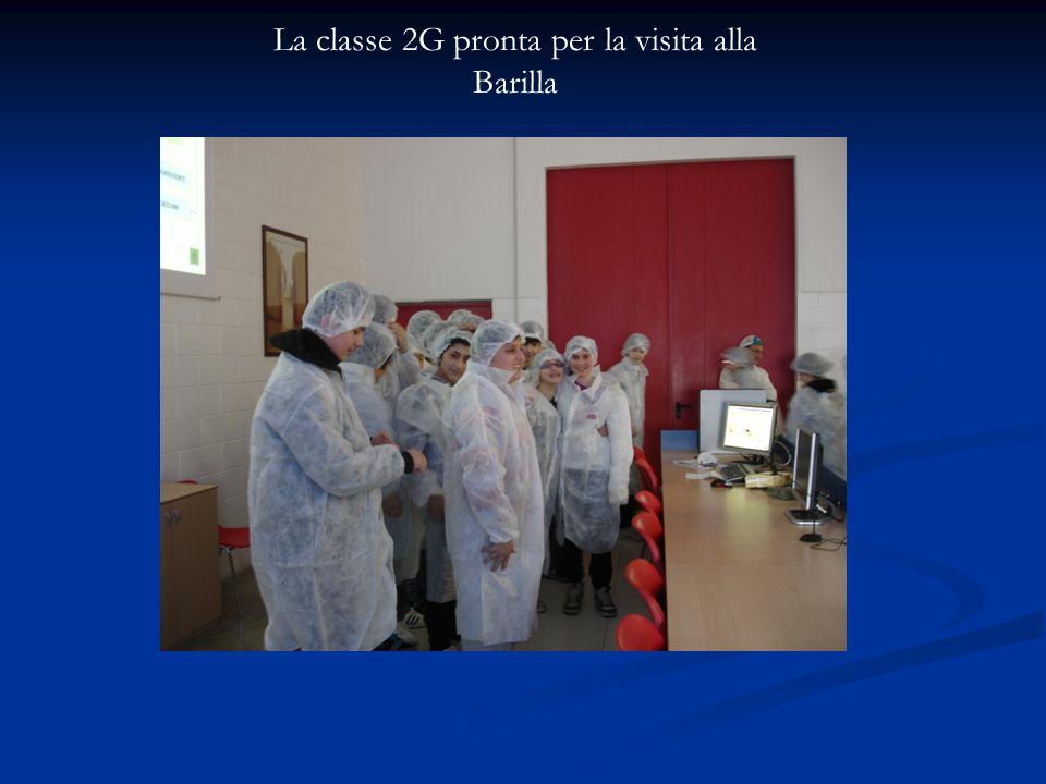 STORIA DELLA BARILLA NEL MONDO La Barilla nasce a Parma La Barilla nasce a Parma Quando.
