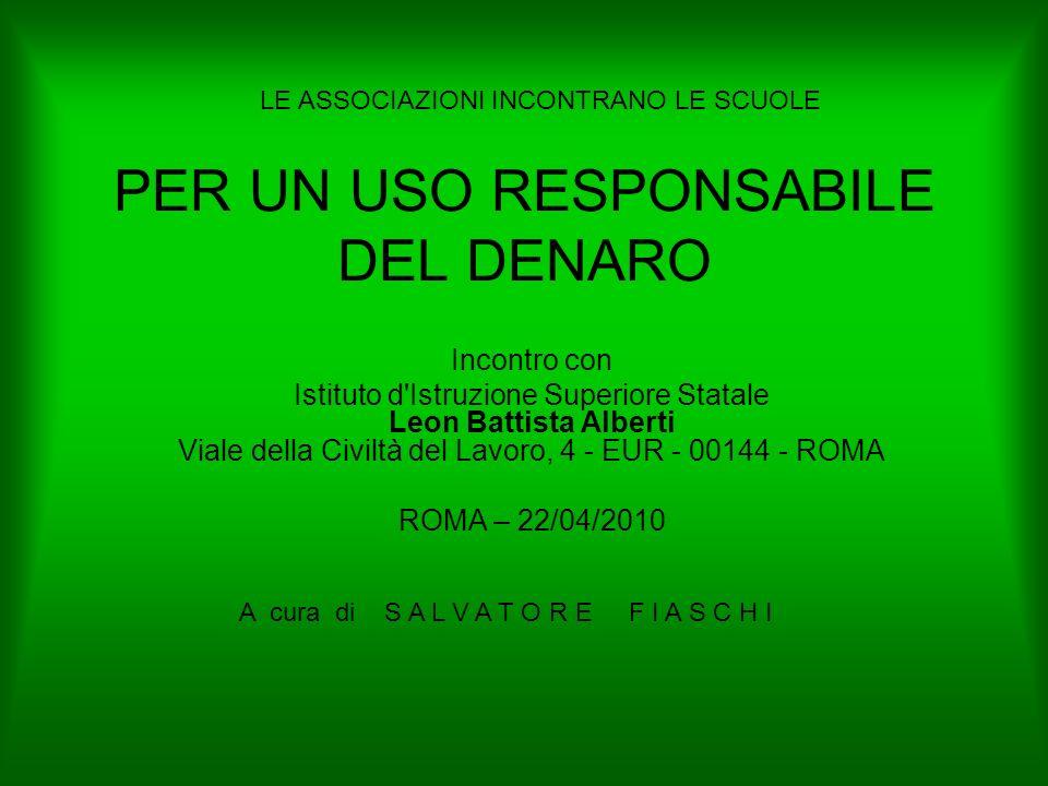 SPORTELLO DAIUTO PER LA PREVENZIONE DELLUSURA X MUNICIPIO 06.72901412