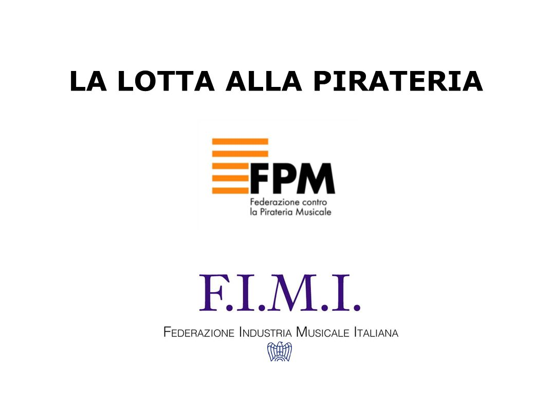 LA LOTTA ALLA PIRATERIA