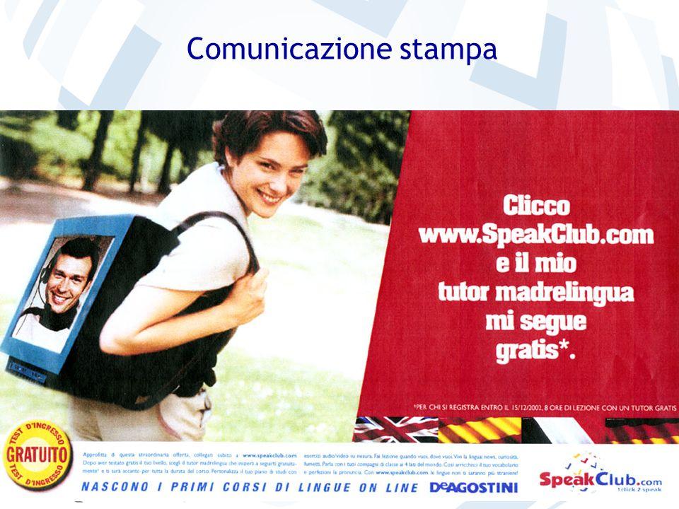 30 Comunicazione stampa