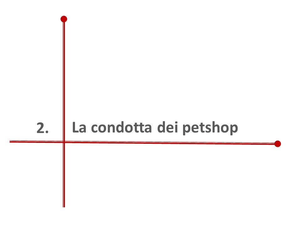 La condotta dei petshop 2.