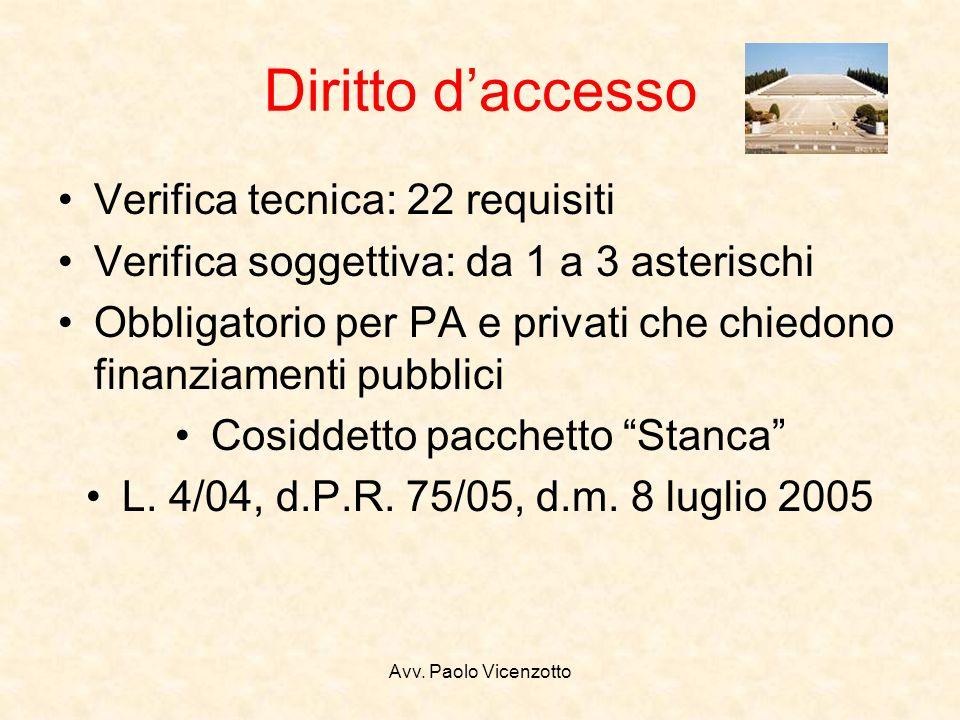 Avv.Paolo Vicenzotto Servizi della società dellinformazione D.lgs 70/03 Art.