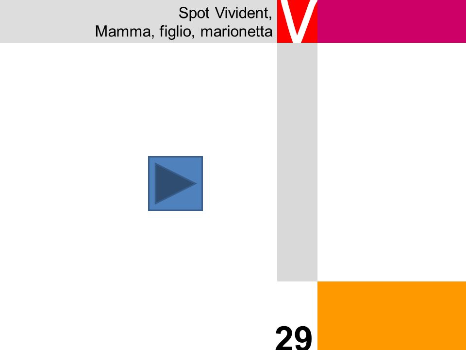 Spot Vivident, Mamma, figlio, marionetta V 29