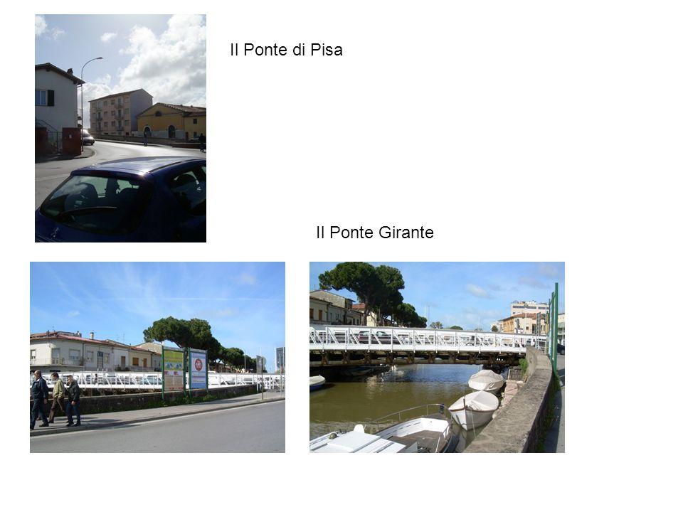 Il Ponte di Pisa Il Ponte Girante