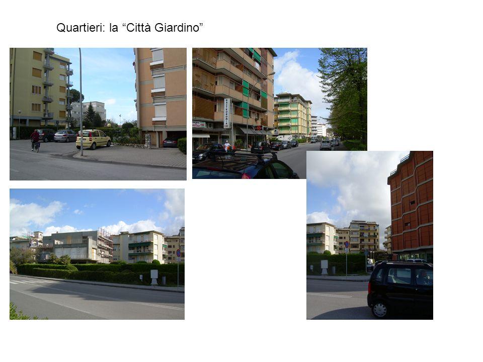 Quartieri: la Città Giardino