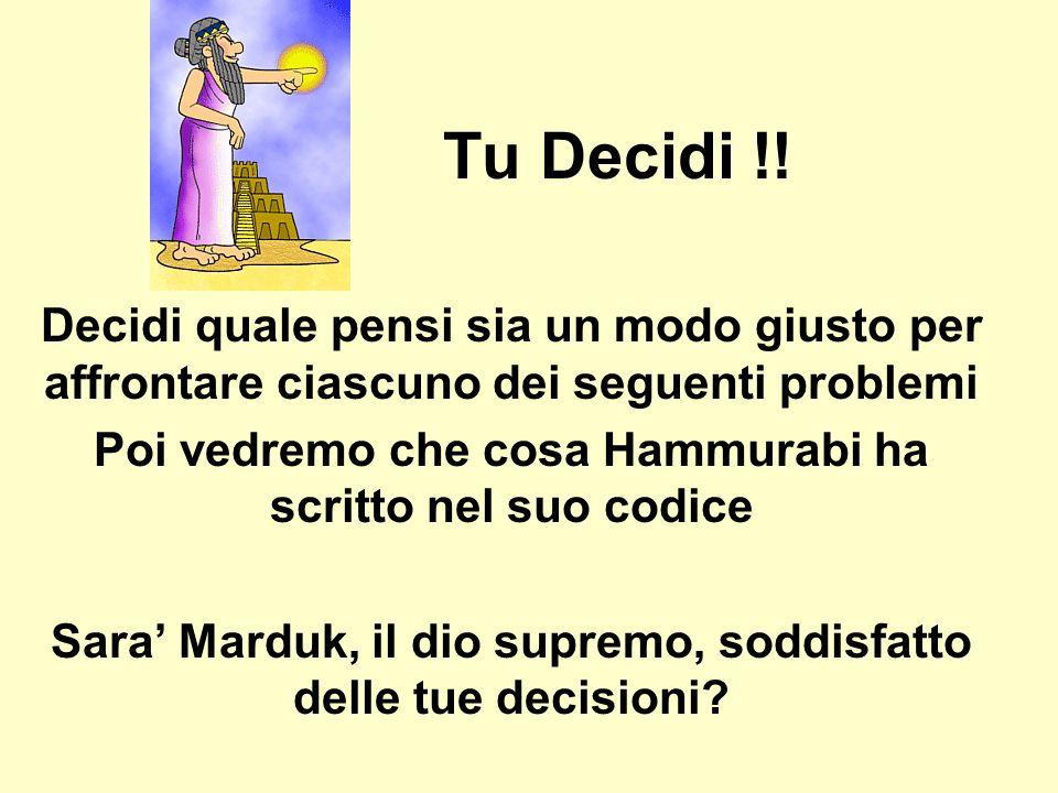 Quando Anu il Sublime, Re degli Anunaki, e Bel, signore del cielo e della terra che decide il destino del mondo, assegnò a Marduk, potente figlio di E