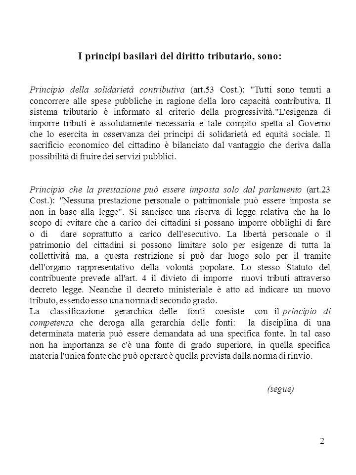 13 La causa del contratto risiede nella funzione economico-sociale del contratto stesso (risponde alla domanda: a cosa serve?).