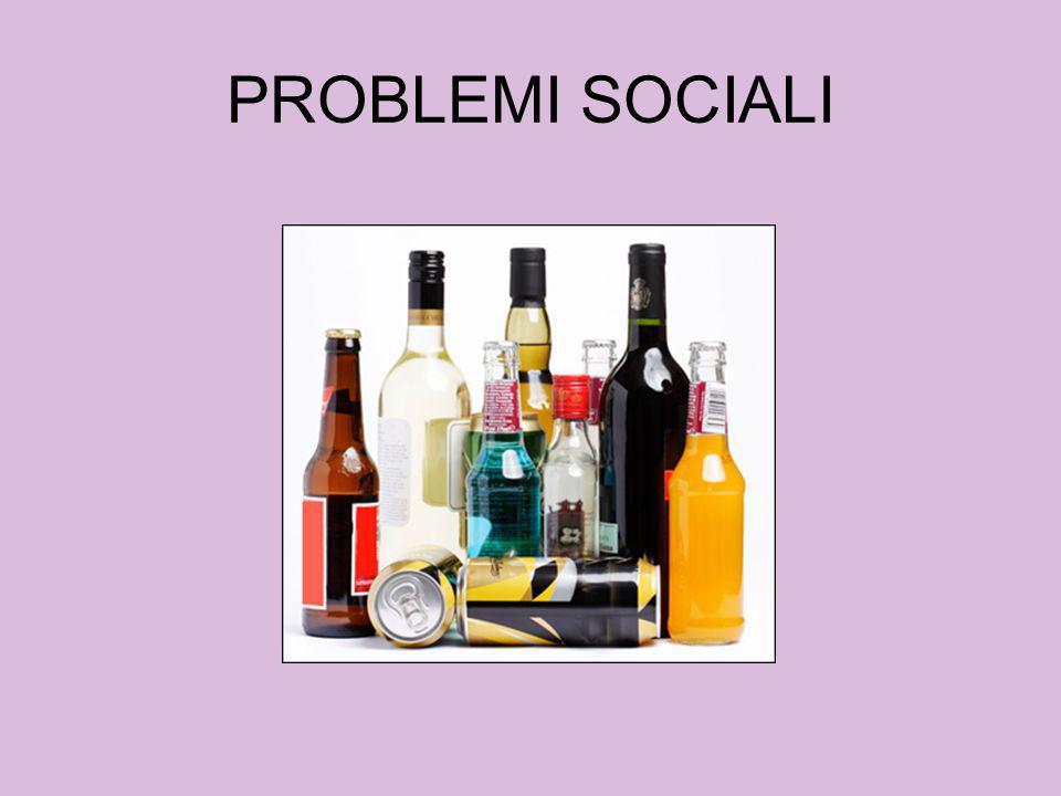 PROBLEMI SOCIALI