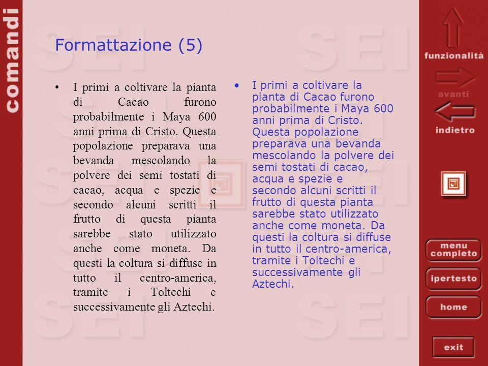 Inserimento di linee e forme (1) Powerpoint mette a disposizione una serie di linee e forme per integrare e completare le presentazioni.