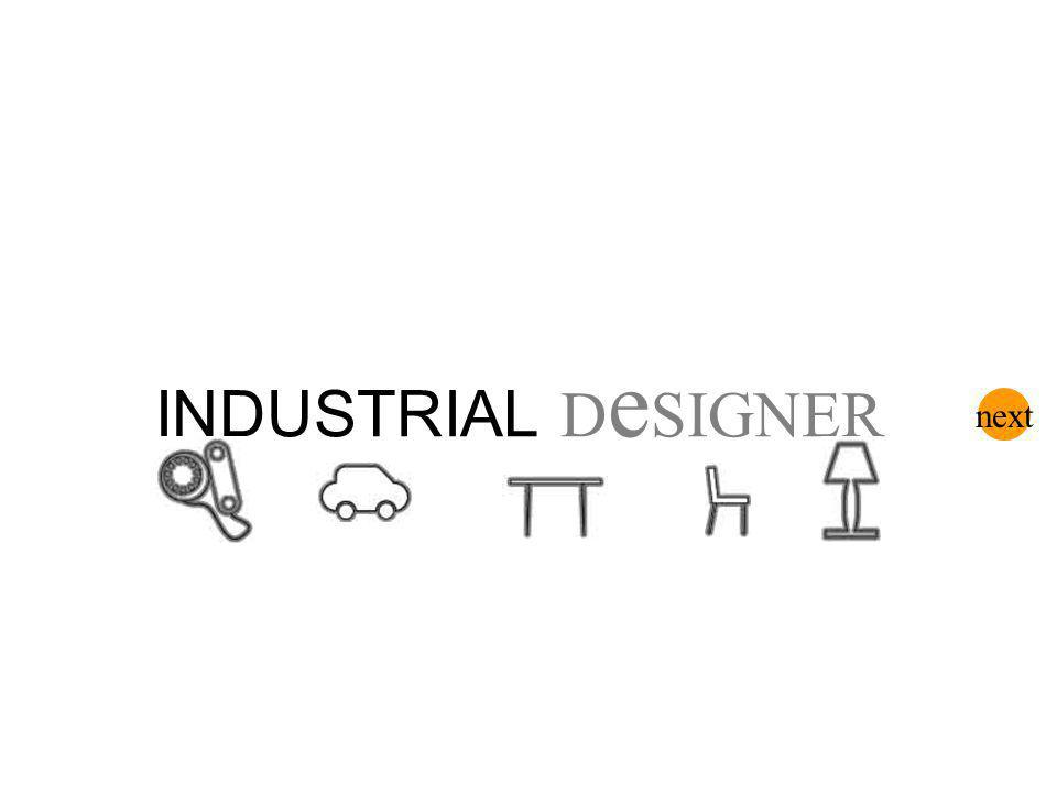 INDUSTRIAL D e SIGNER next