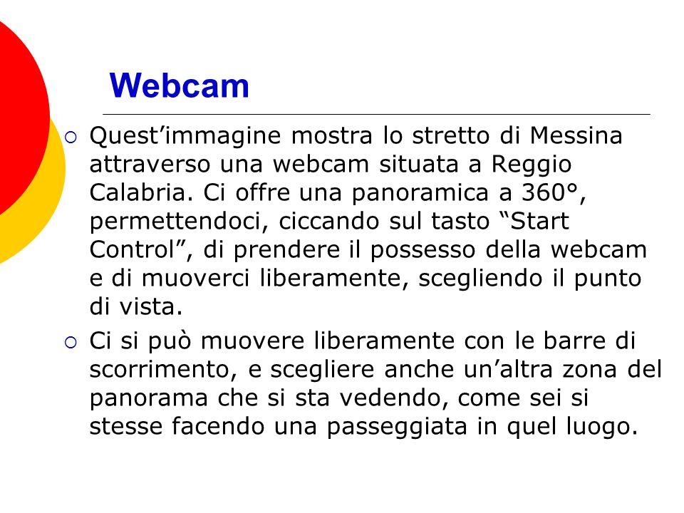 Webcam PER FOTOGRAFARE LIMMAGINE