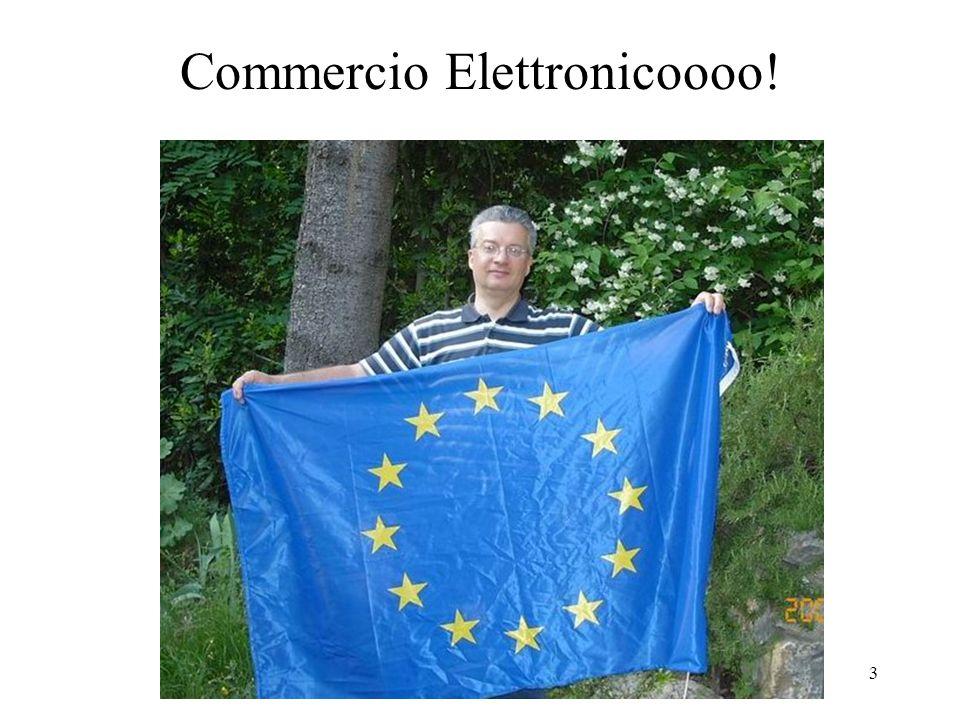 Copyright BC 20034 Commercio e E-Commerce (Commercio elettronico)