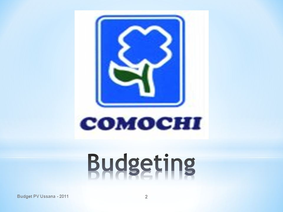 Budget PV Ussana - 2011 2