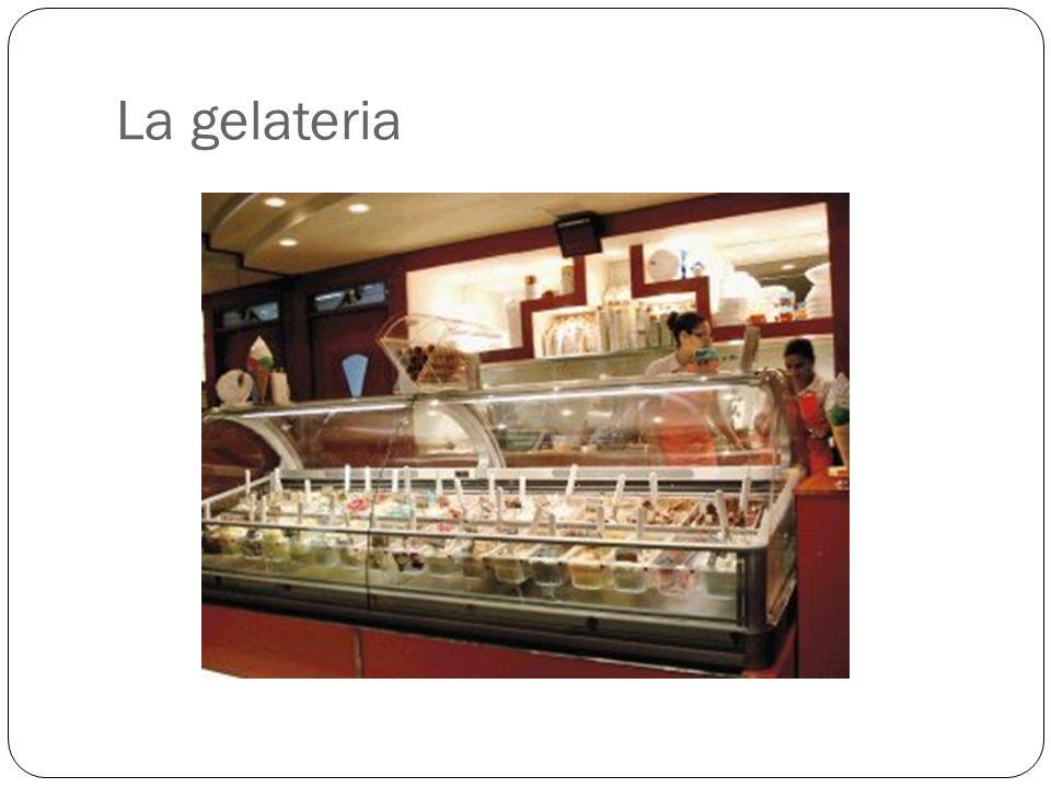 La gelateria